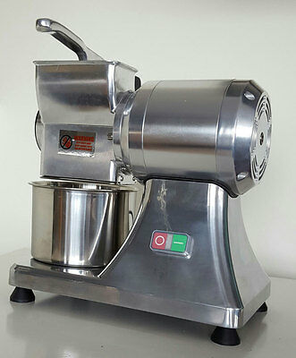 Heavy Duty Hard Cheese Bread Parmesan Grater Catering Equipment