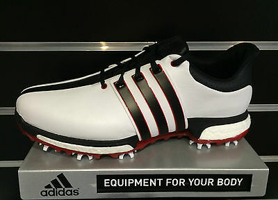 Adidas Tour360 Boost White/Core Black/Power Red (New 2016)