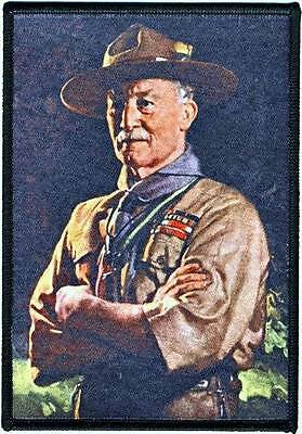 Lord Baden-Powell Blanket Badge Scouts