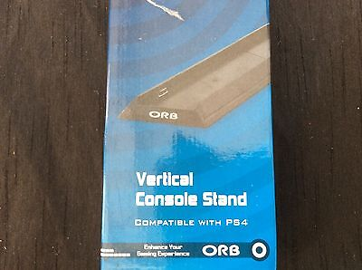 Orb Ps4 Vertical Console Stand - Playstation Ps4  New