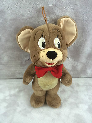 "Warner Bros Tom & Jerry Mouse Soft Toy 10"" (dated 2000)"