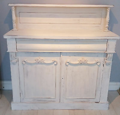 Antique Chiffonier Sideboard - Perfect For Christmas