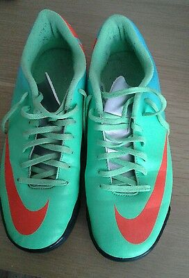 Nike mercurial  mens trainers size 9