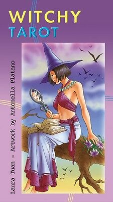 Lo Scarabeo Witchy Tarot Cards