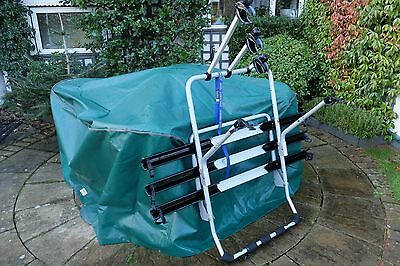 Thule Backpac 973 high mount bike rack for 3 bikes - includes extras
