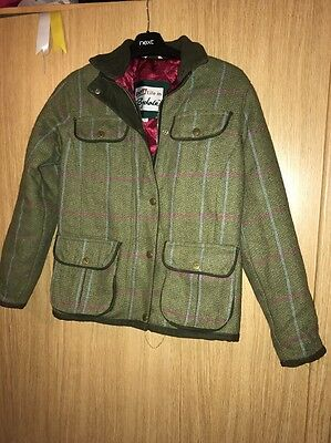 Rydale Tweed Children's Jacket Size 32 Age 8/9