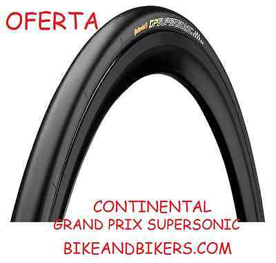 Cubierta Continental Supersonic . 700 x 23mm . 145 gramos .