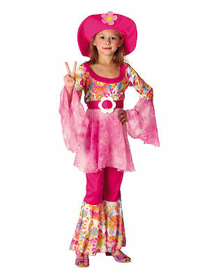 Kinderkostüm luxe Happy Beauty Diva Girl pink Fasching Karneval