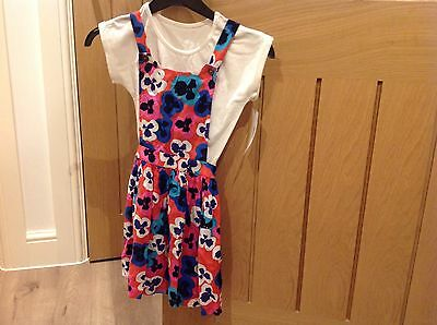 Marks And Spencer Girls Two Piece Outfit BNWT Size 7/8