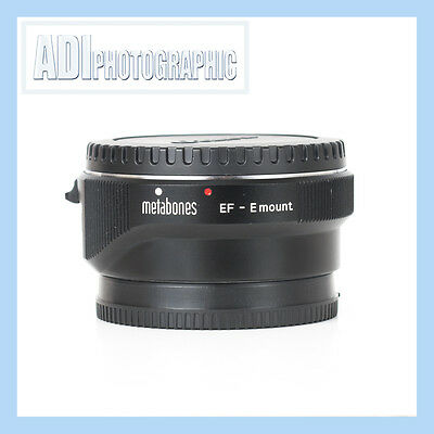 Metabones IV Adapter - Canon EF to Sony E Mount