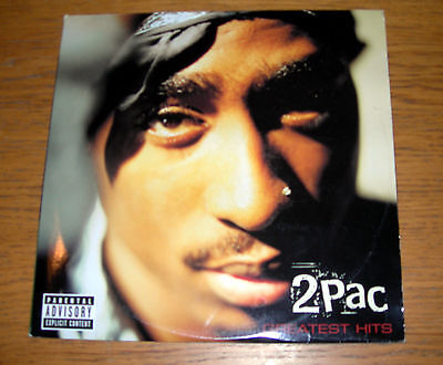 2Pac - Greatest Hits - 4 × Lp