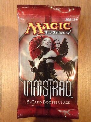 Magic The Gathering: Innistrad Booster (1 Pack)