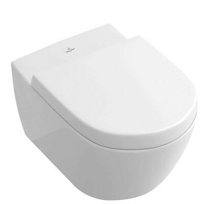 Villeroy & Boch Subway 2.0 Wall Hung Toilet Pan 56001001
