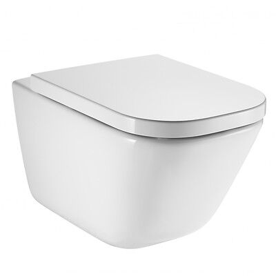 Roca Gap Rimless Wall Hung WC Pan 34647L000