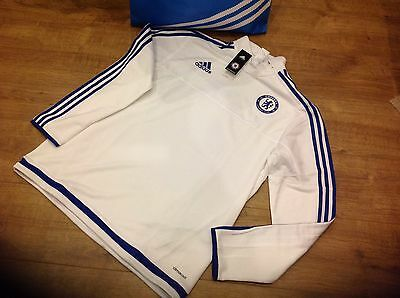 Chelsea Adidas Training Top - Size Small BNWT £45