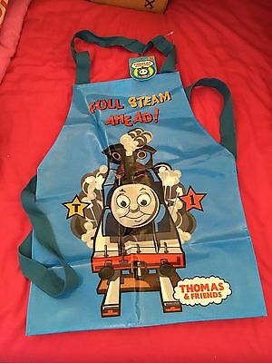 Brand New With Tags Children's Thomas The Tank Apron