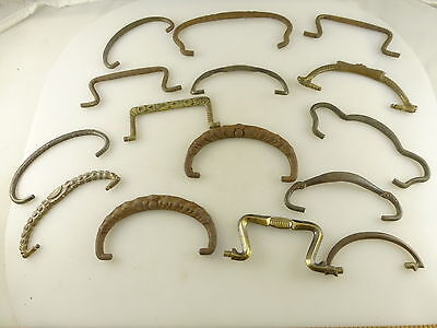 Lot of Vintage Drawer Pulls Handles Architectural Salvage Lot 8