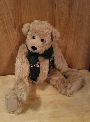 Ganz Cottage Collectibles 1996 Jointed Bear Edmund 16 inch