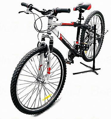 Home Mechanic Bike Bicycle Cycle Repair Stand Workstand Heavy Duty NEW