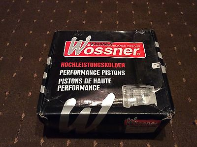 PEUGEOT 205 GTI 1.9 XU9JA WOSSNER 83.92mm FORGED PISTONS SET OF 4 NEW