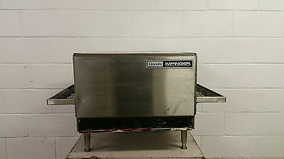 Lincoln Impinger 1301 Electric Pizza Conveyor Oven 208v 1 Phase