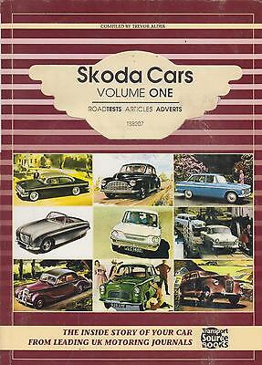 Skoda 1200 440 1000/1100Mb 110R S110Ls 130 Sport 136 Rapid Coupe Roadtests Book