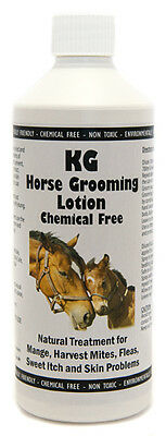 Horse Treatment 500ml for  fleas, ticks and mites  Pesticide & Chemical Free
