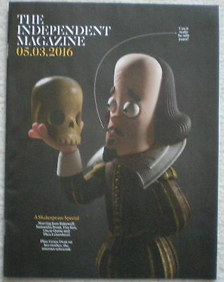Shakespeare Special - The Independent magazine – 5 March 2016