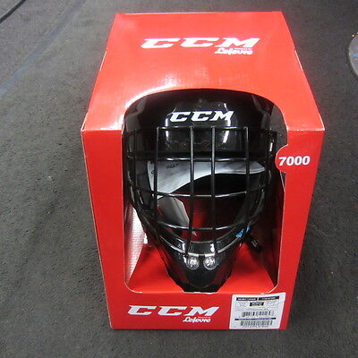 CCM Goalie Helmet GF 7000 Senior Brand New in Box
