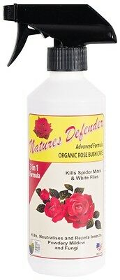 Natures Defender Plant Spray 500ml