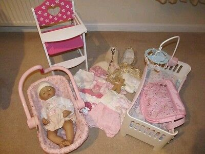 Baby Annabell bundle