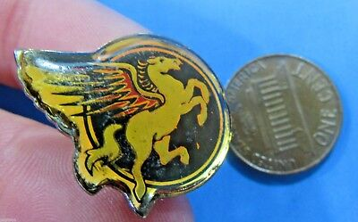 "PEGASUS PIN vintage Flying Horse Fantasy 1"" 1970s or 1980s vintage"
