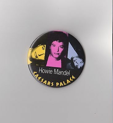 Howie Mandel Caesars Palace Concert Pin-Free Shipping!