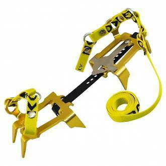 Kong Walk 8 point Strap On Binding Winter Walking Crampon