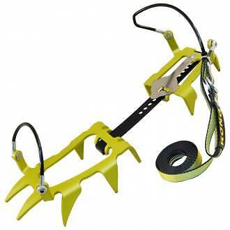 Kong Grand Course Light weight Alu Alloy Cable Walking Crampon