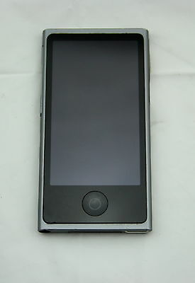 (M) Apple iPod Nano 7th Generation Black (16 GB)