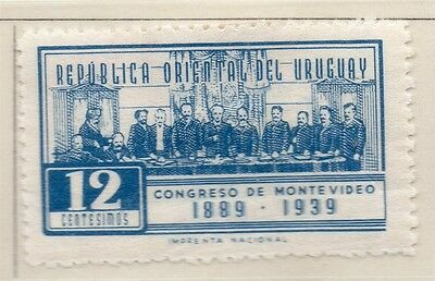 Uruguay 1939 Early Issue Fine Mint Hinged 12c. 111198