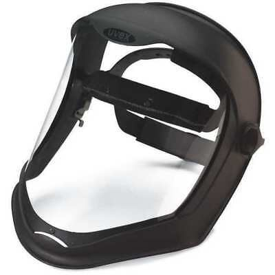 UVEX BY HONEYWELL S8500 Ratchet Faceshield Assm, 9-1/2x14-1/4in