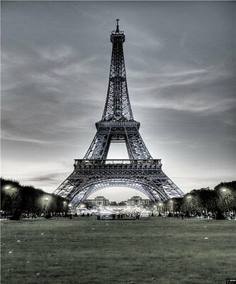 Background for Baby Photo Studio Eiffel Tower Photography Backdrops Vinyl 5x7FT