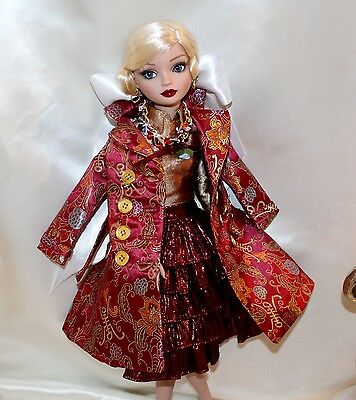 Baffled In Brocade Fashion Only, Ellowyne - No Doll