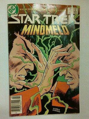 Star Trek Mindmeld #11 (Feb 1985, DC)