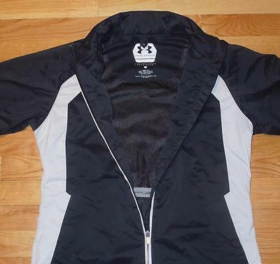 Under Armour Golf Womens Jacket Short Sleeve Size Small Lined