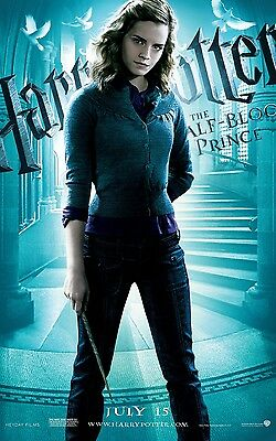 Harry Potter poster Half Blood Prince poster  : 11 x 17 inches : Hermione