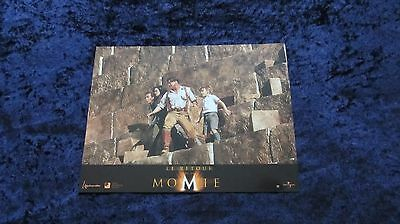 THE MUMMY RETURNS lobby cards BRENDAN FRASER, RACHEL WEISZ, JOHN HANNAH