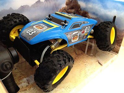 Maisto Remote Control Rock Crawler Extreme Off-road Monster Truck