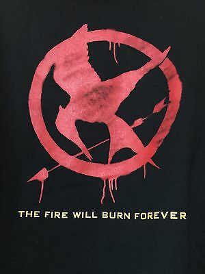 The Hunger Games: Mockingjay Part 2  Hoodie ~ Sz Large~ Brand New Studio Promo!