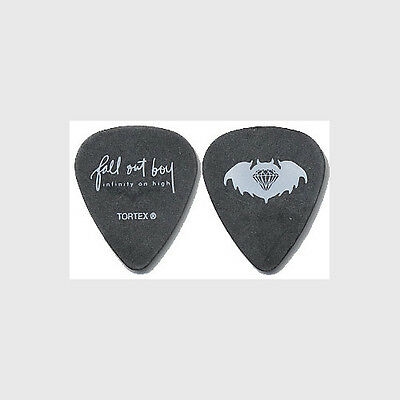 Fall Out Boy Pete Wentz authentic 2007 tour Guitar Pick