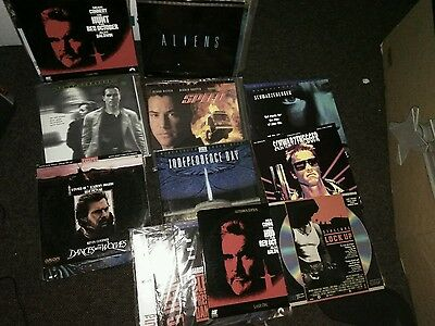 laser disc movies 31 **cash pickup KATOOMBA or ropescrossing