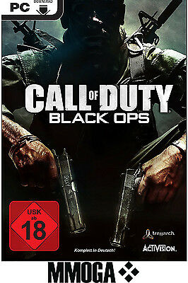 Call of Duty Black Ops - Steam Digital Key PC Spiel Code COD 7 UNCUT Version EU