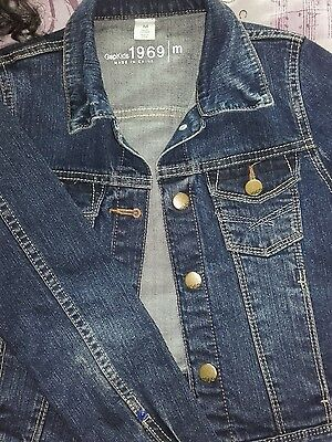 Gap girls denim jacket